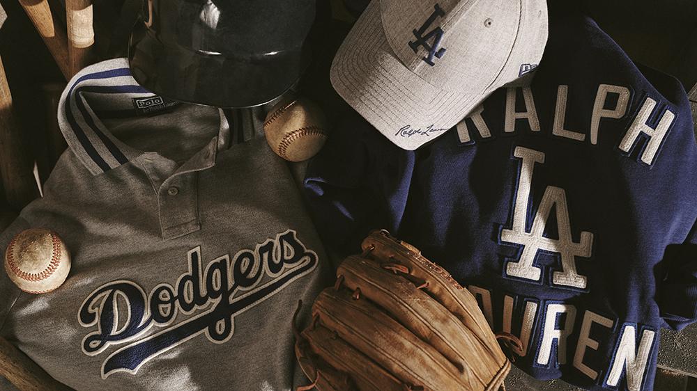 Ralph Lauren's Los Angeles Dodgers collection