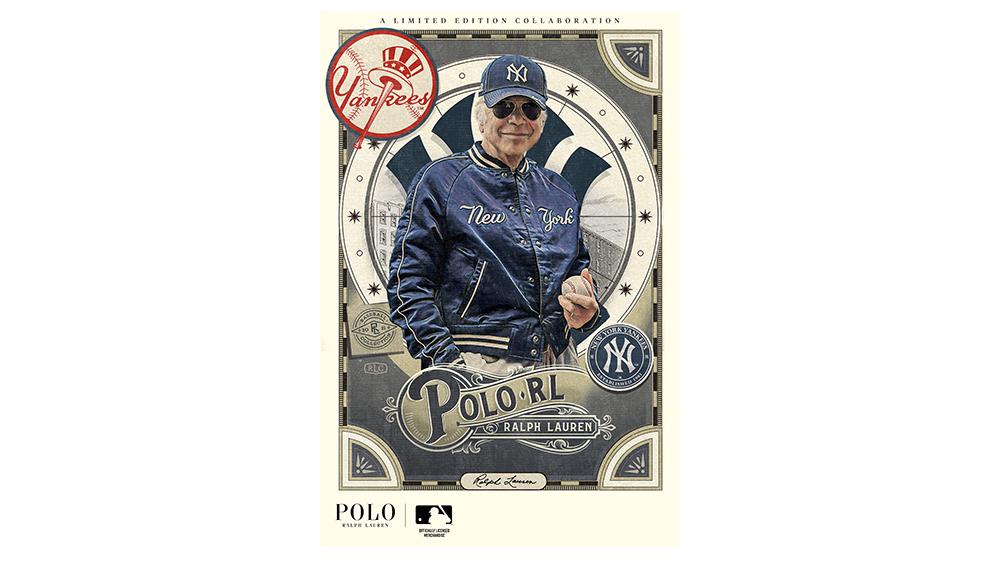 Ralph Lauren's New York Yankees collection