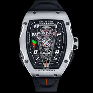 Richard Mille and McLaren RM 40-01 Automatic Tourbillion McLaren Speedtail