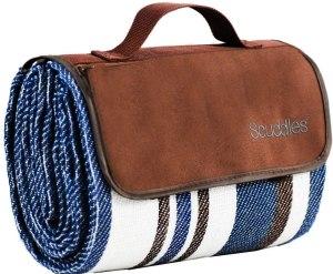 Scuddles Extra-Large Picnic Blanket