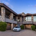 Steven Seagal home