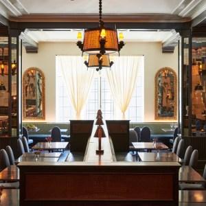 barish dining room