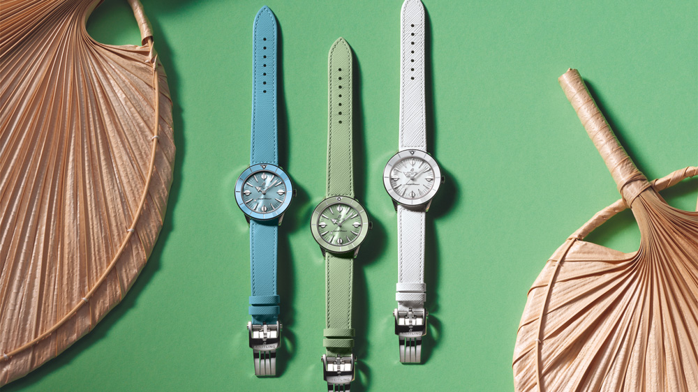Breitling Superocean Heritage '57 Pastel Paradise Collection