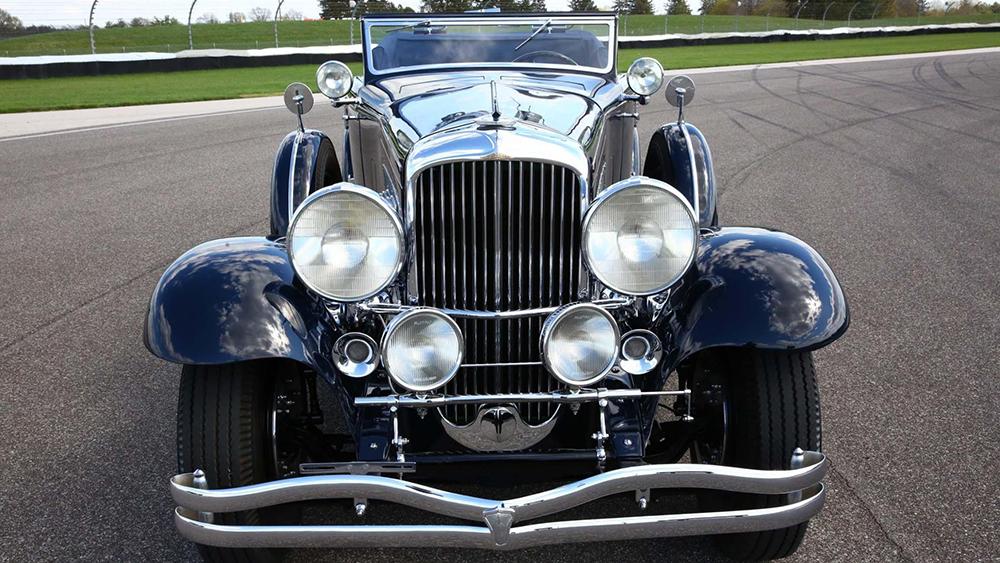 1935 Duesenberg JN Convertible