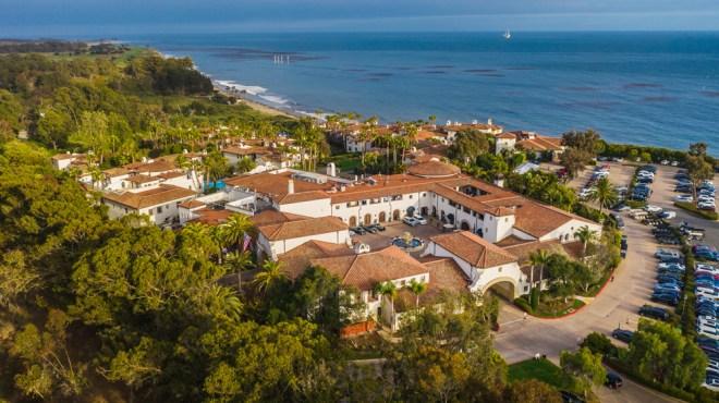 The Ritz-Carlton Bacara, Santa Barbara.
