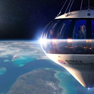 Space Perspective's space balloon is the latest way to travel to space.
