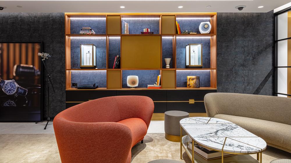 Vacheron Constantin Boutique VIP Lounge
