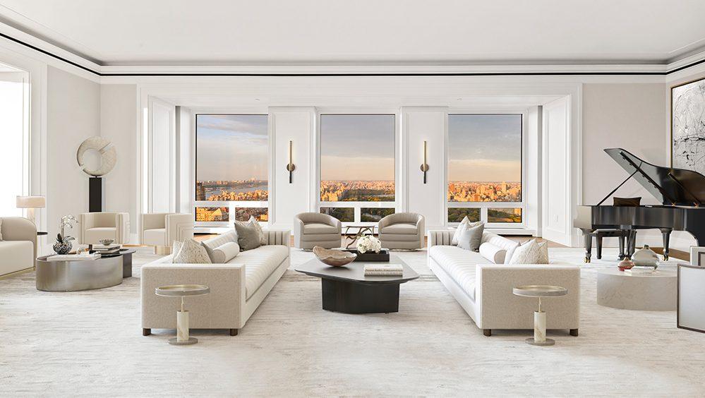 Central Park, Real Estate, New York