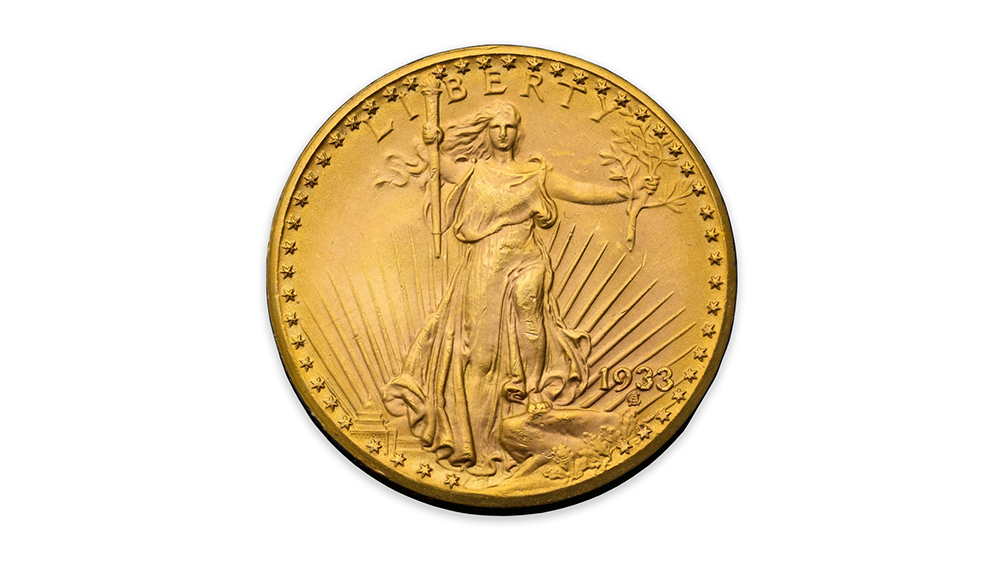 This 1933 Double Eagle, the 'Mona Lisa' of Collector Coins, Just Sold for a Record $18.9 Million