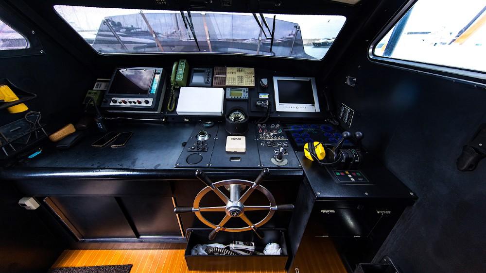 Kojo è uno yacht di 80 piedi di proprietà di Dodi Al Fayed e utilizzato dalla principessa Diana prima della loro morte nel 1997.