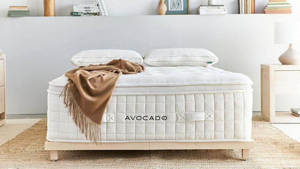 Avocado Green - Cloud Pillowtop