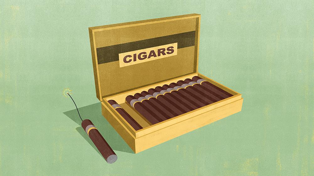 BOTB, Cigars
