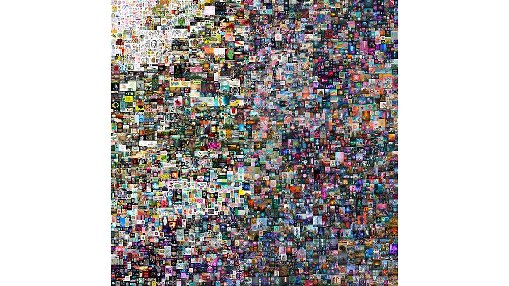 Beeple Digital Art NFT
