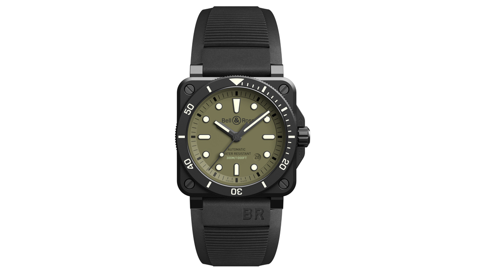 Bell & Ross 03-92 Diver Military