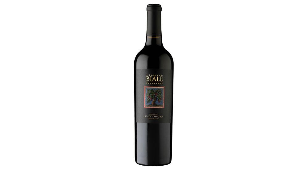 Robert Biale Vineyards 2019 Black Chicken Zinfandel Napa Valley