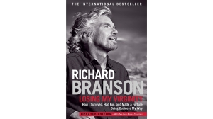 Michael Branson Losing My Virginity Book