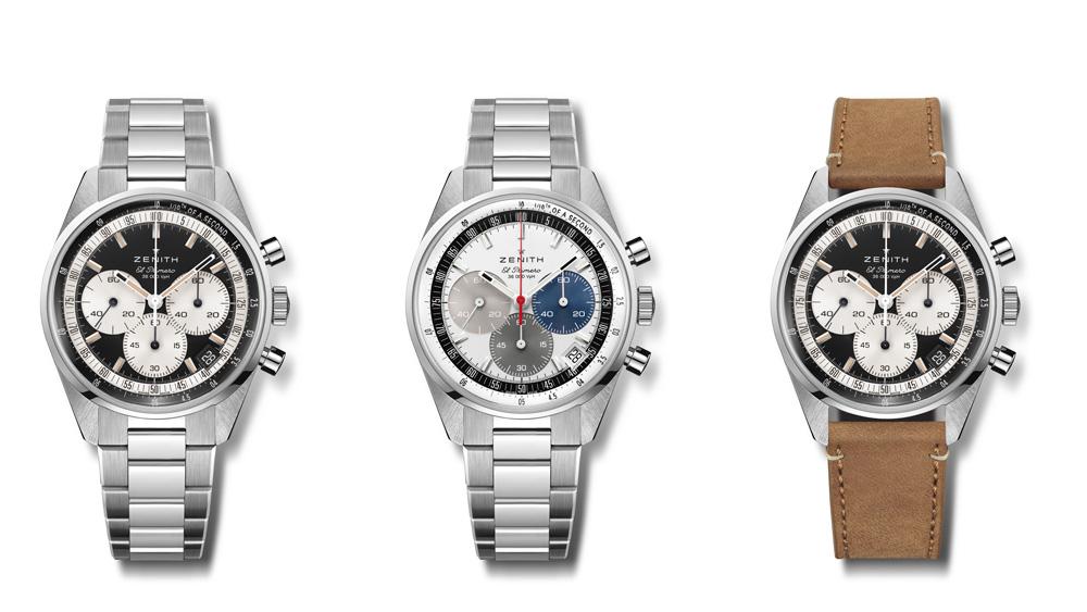 Zenith Chronomaster Original Watches
