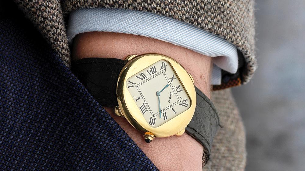 Cartier Pebble