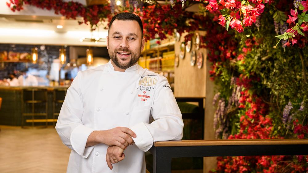 italian chef antonio salvatore