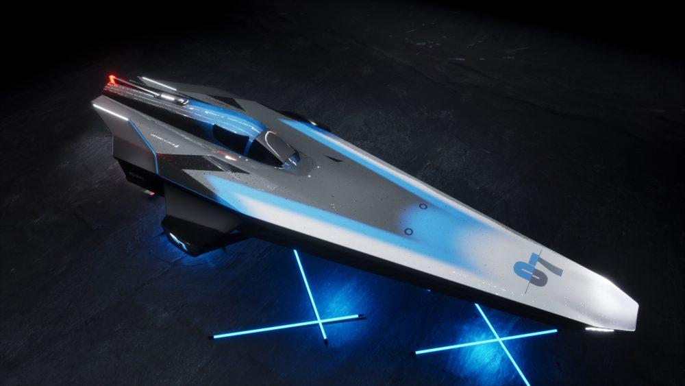 E1 RaceBird