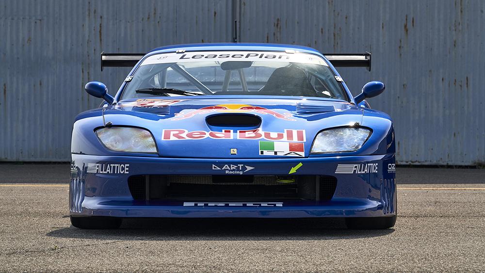 2000 Ferrari 550 GT1