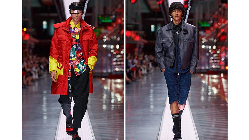 Ferrari Fashion Collection