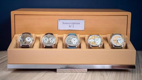 F.P. Journe Souscription Watch Auction