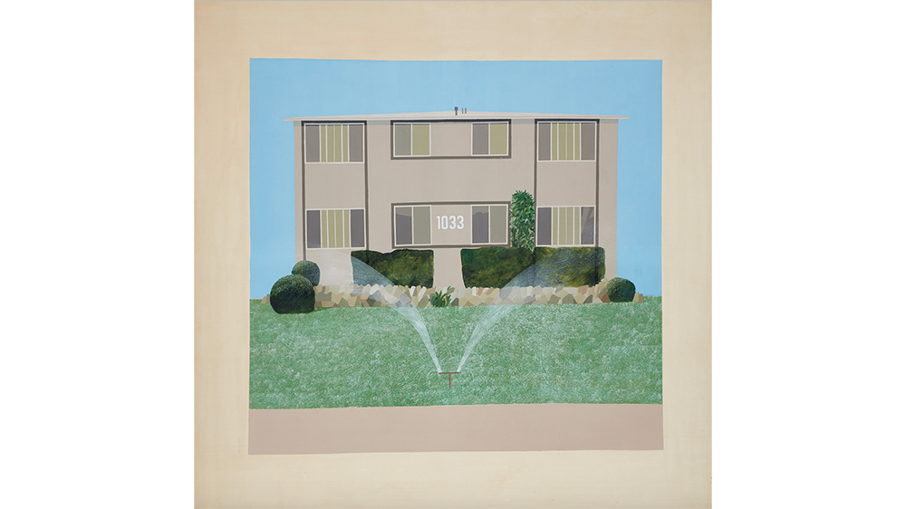 This David Hockney 'California Dreaming' Painting Could Fetch Up to $18 Million at Auction