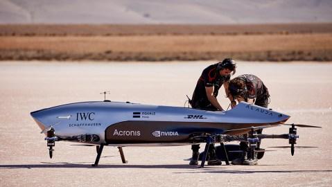 IWC Airspeeder