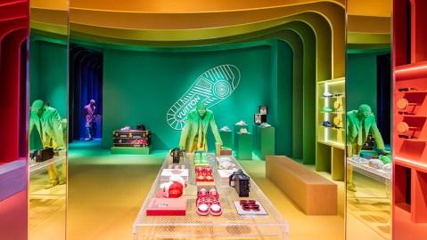 Louis Vuitton Men's Residency in Soho