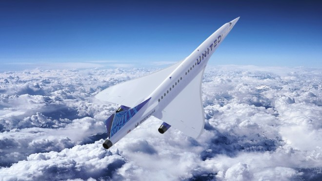 United has placed a pre-order for 15 Boom Overture supersonic aircraft. The first commercial flights are expected in 2029.