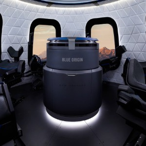 Jeff Bezos has announced that he and his brother mark will be on the first blue origin space flight on July 20