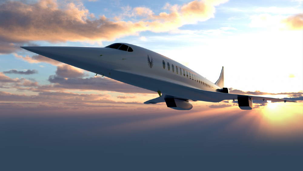 Supersonic jets look like the future but it's questionable whether they will ever enter commercial service
