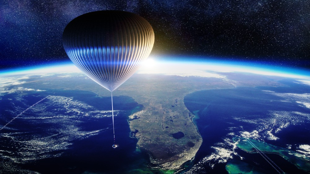 This New Space Balloon Is the Latest Way to Travel to Space