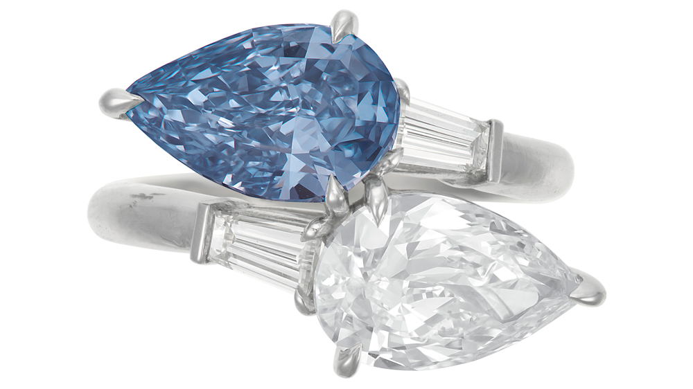 The Flawless Match Diamond Ring