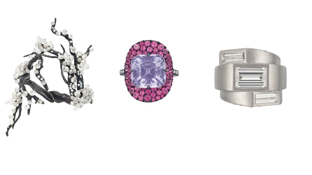JAR Bracelet and Rings