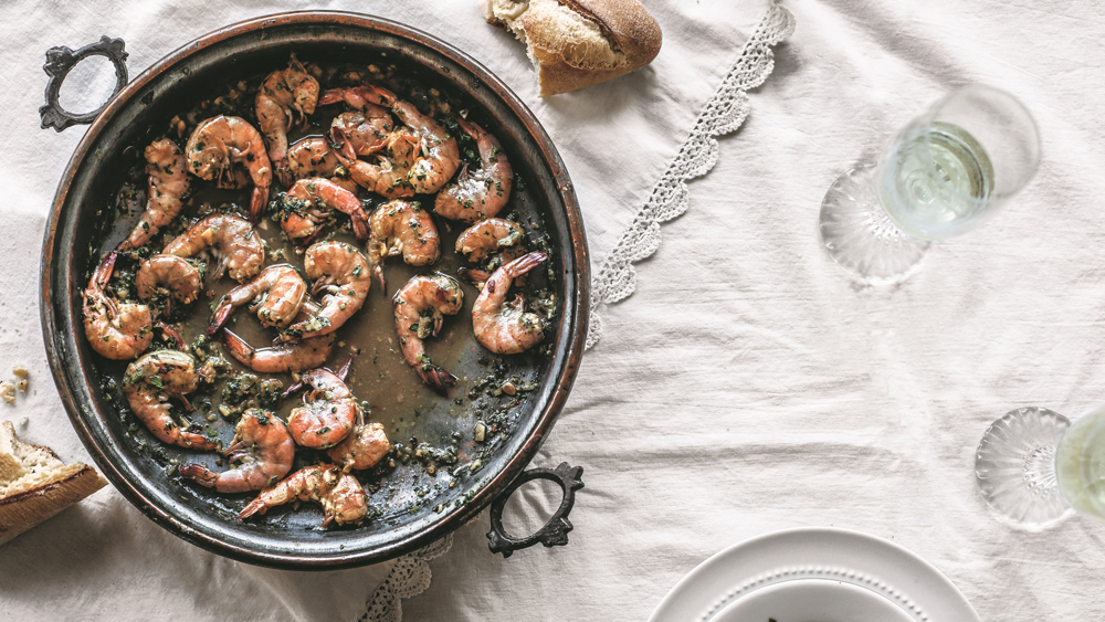 louisiana barbecued shrimp