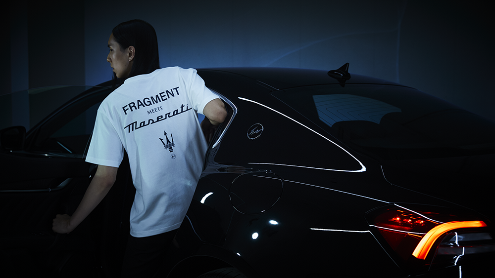 Maserati Fragment Ghibli