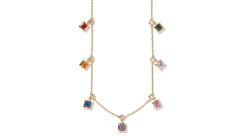 Milamore Candy Sapphire Necklace