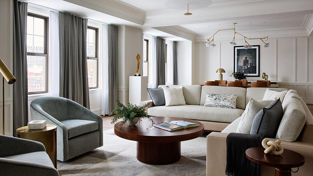 The Newbury Boston Suite