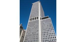 Salomon Skyscraper in New York