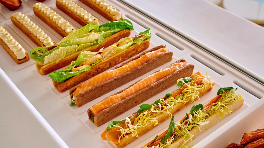 sandwiches ritz paris le comptoir