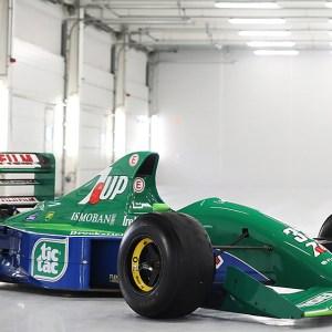 Schumacher Jordan 191
