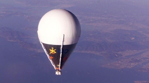 Virgin Global Hot Air Balloon