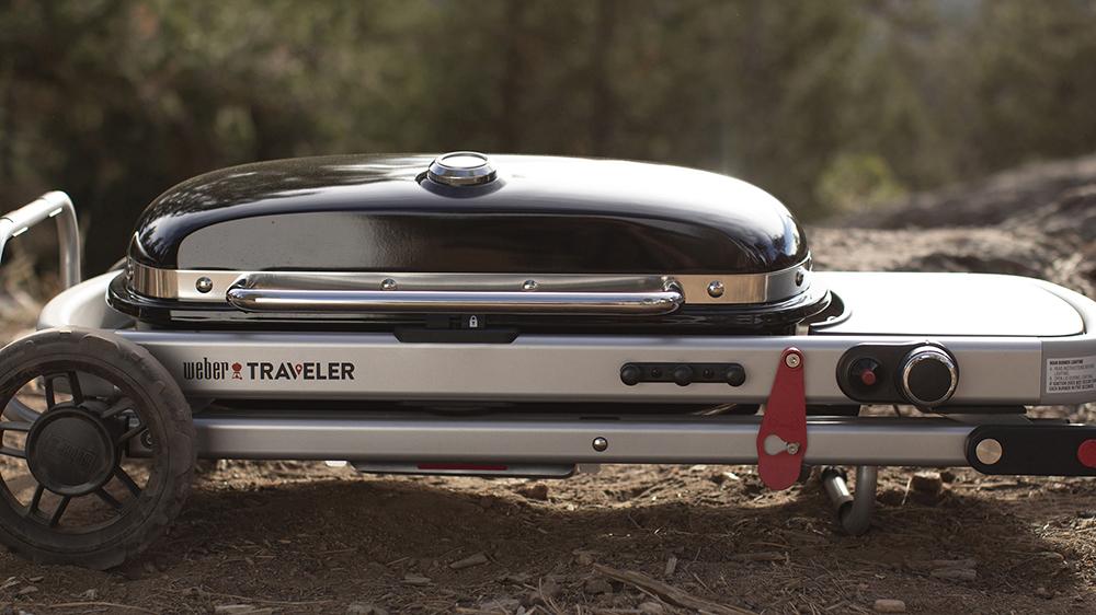 Weber Traveler Grill