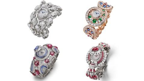 Bulgari High Jewelry Watches