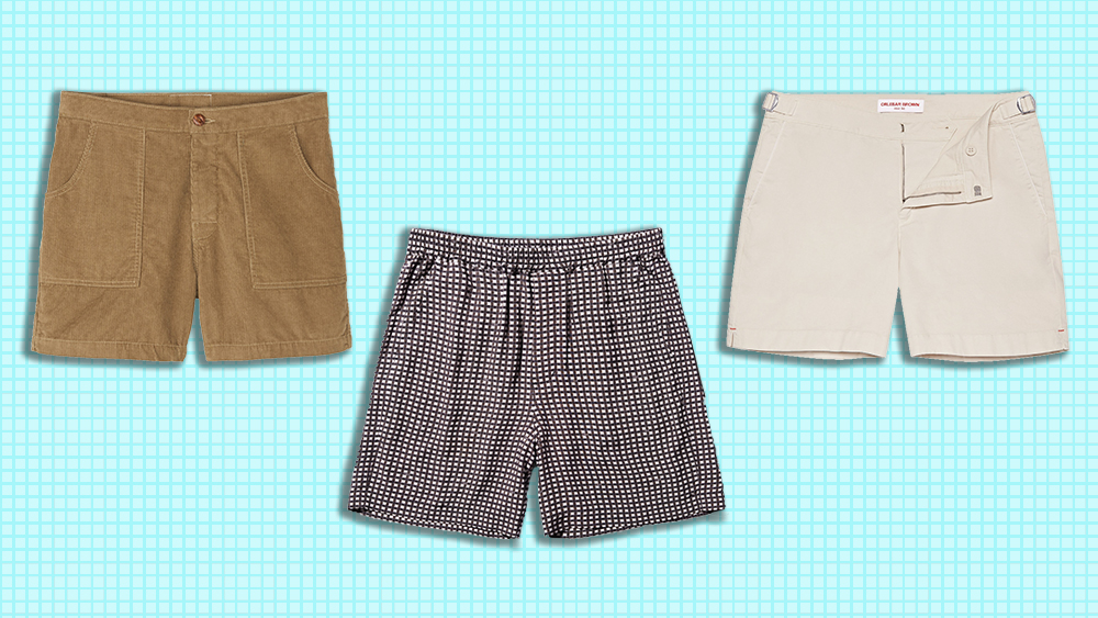 Shorts from Birdwell, CDLP and Orlebar Brown