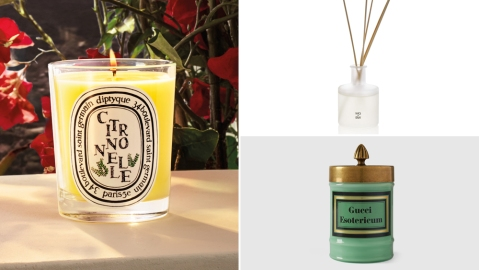 Summer Candles and Fragrance