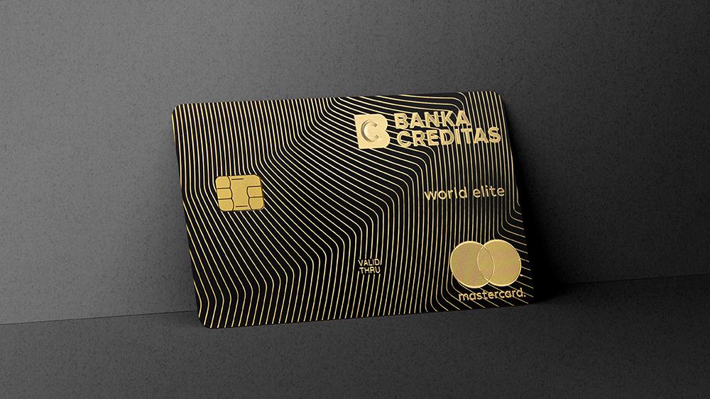Composecure's Banka Credita World Elite Card