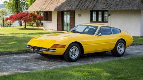 1973 Ferrari 365 GTB/4 Daytona Berlinetta